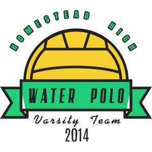 Water Polo Template DNT001 Thumbnail